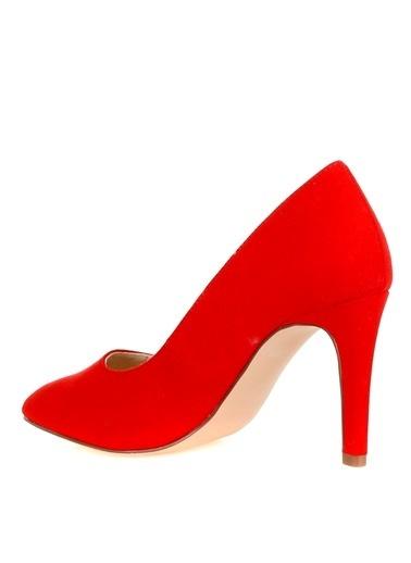Vero Moda Topuklu Ayakkabı Kırmızı